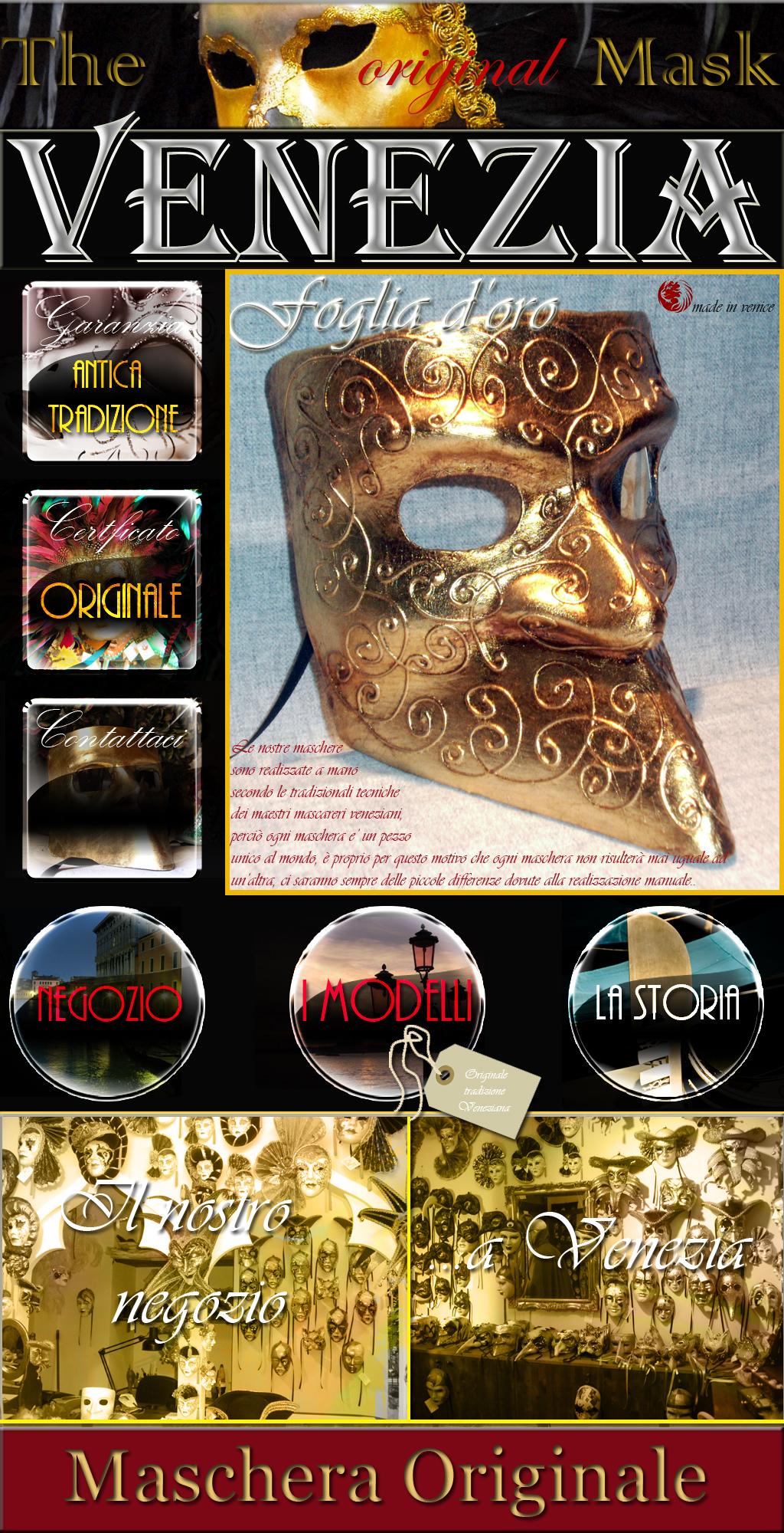 maschera veneziana maschera veneziana